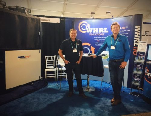 WHRL attended the World Dairy Expo in Wisconsin 3rd-7th October 2017
