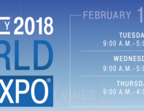 WHRL is at this year's World Ag Expo